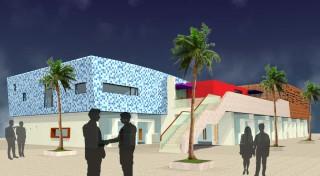 Commercial Centre St.Kitts
