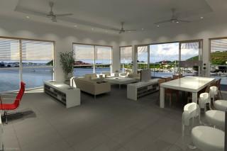 Laguna View Apartment Interior