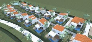 30 Pools Houses