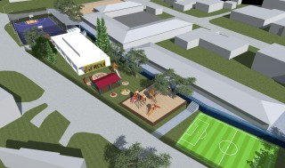 Sister Regina School Playground